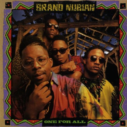 Amazon.co.jp: One for All: Brand Nubian: 音楽
