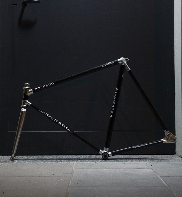 Early carbon | Eroica Cicli