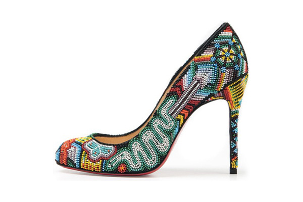 Christian Louboutin Spring 2012 Collection - Fashion | Popbee