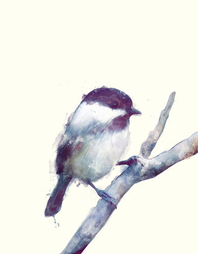 Bird // Trust Art Print by Amy Hamilton | Society6
