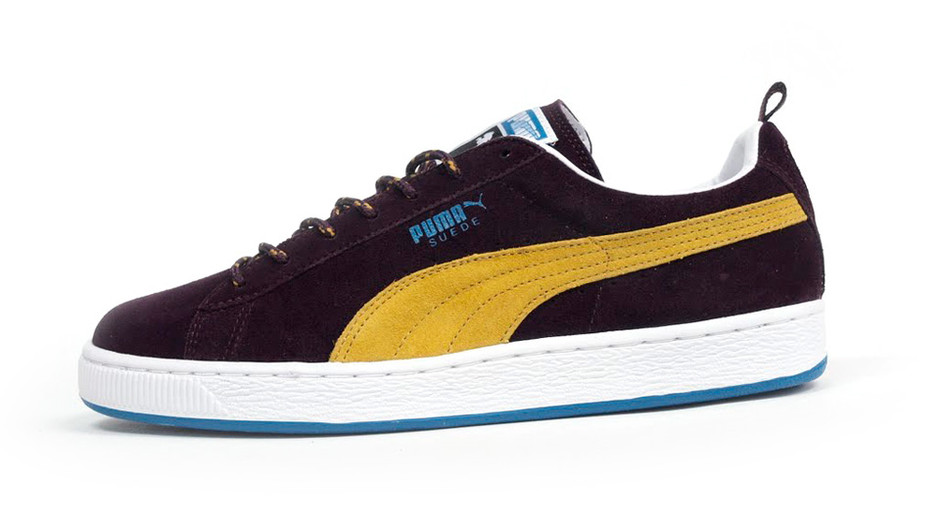 SUEDE CLASSIC ECO TRAIL 「LIMITED EDITION」 BGD/YEL/BLU プーマ Puma | ミタスニーカーズ|ナイキ・ニューバランス スニーカー 通販