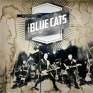 Blue Cats On A Live Mission CD