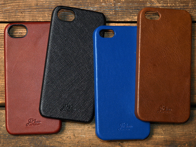 J.Crew / Leather Case for iPhone5 | Flickr - Photo Sharing!