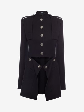 Military Frock Jacket