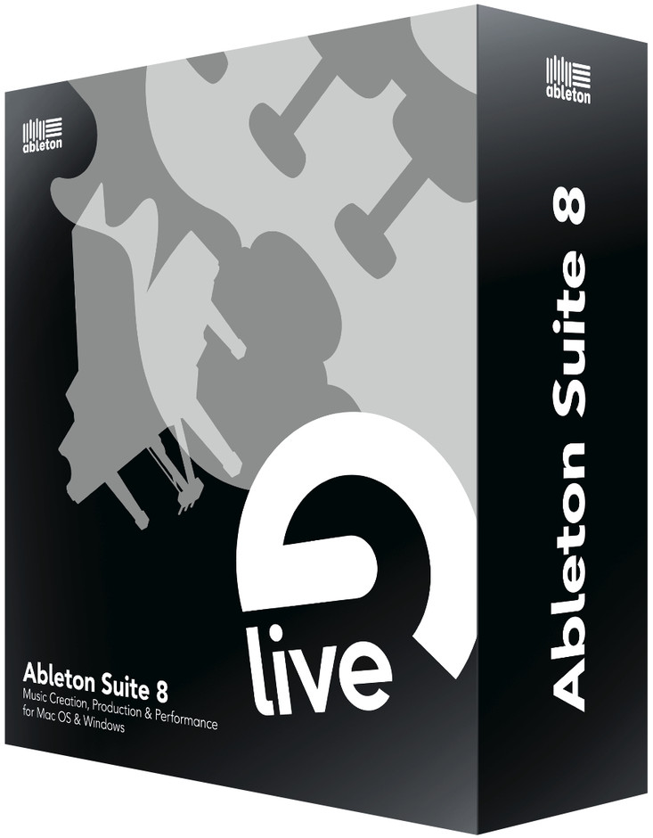 Ableton Suite Upgrade From Live 8 - XL Upgrade | DV247