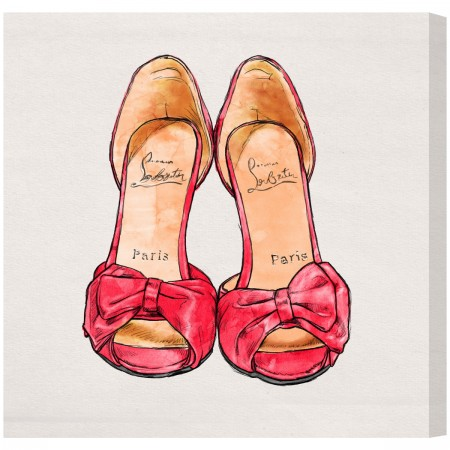 My Sexy Shoes — The Oliver Gal Artist Co.
