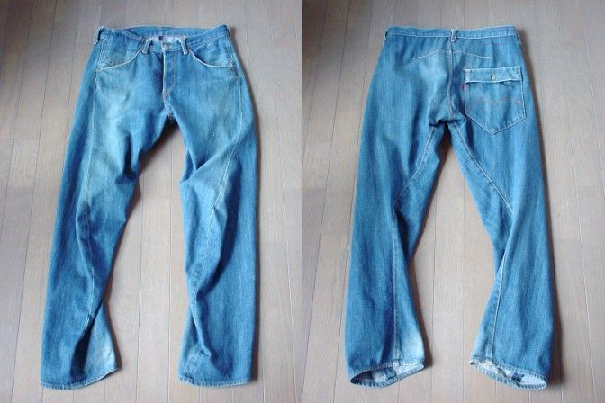 LEVI'S RED 1st-STANDARD - ★☆blog Storage★☆ - Yahoo!ブログ