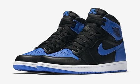 AIR JORDAN 1 RETRO HIGH OG ROYAL 2017
