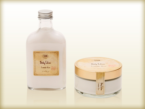 SABON - Products - Body:Body Lotion
