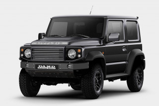 Body Kit Turns the Suzuki Jimny Into a Land Rover Defender