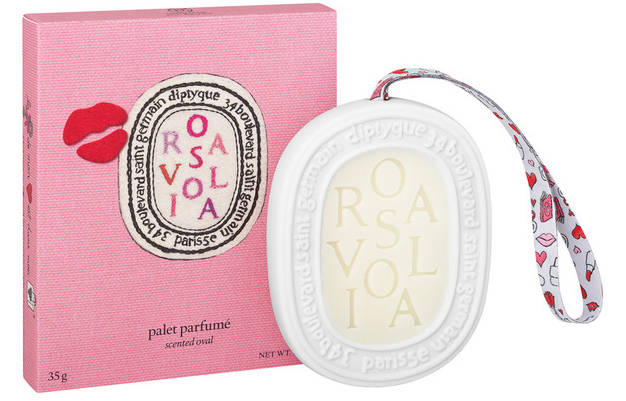 persefume – All you need is love: Rosaviola by Diptyque Paris x Olympia Le-Tan