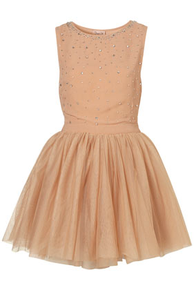 Diamante Tulle Prom Dress By Dress Up Topshop** - Prom Queen Dreams - Collections - Topshop