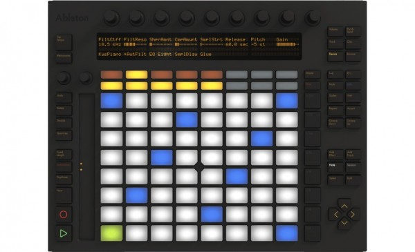 Gear News: Ableton Announce Ableton Live 9 and Push / Oh Drat