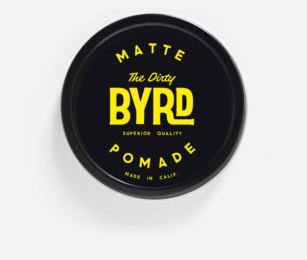 Matte Pomade 1 oz. – BYRD Hairdo Products