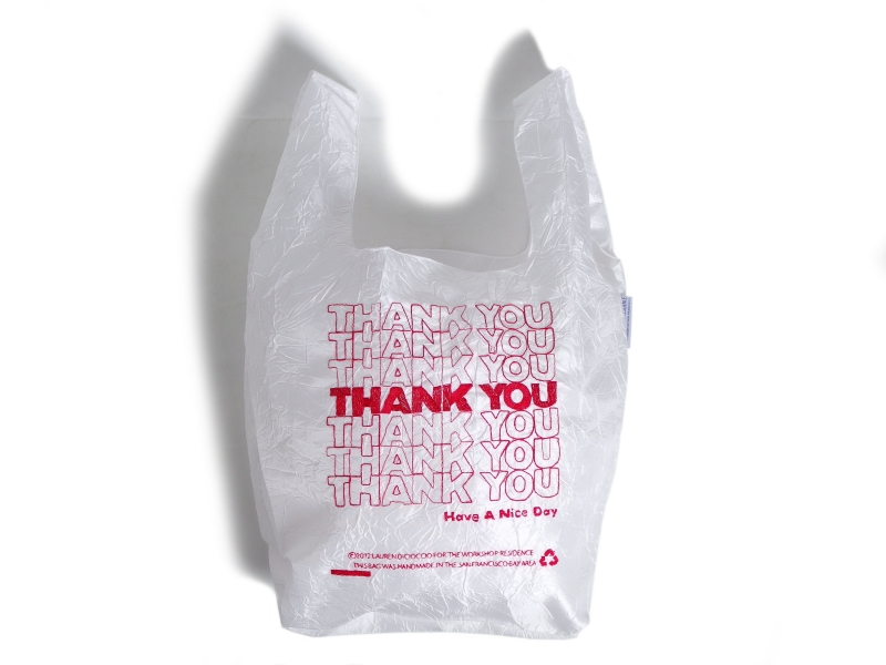 The Workshop Residence - Thank You Thank You Tote Bag