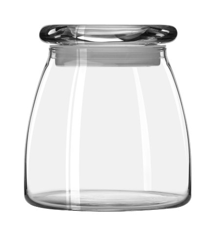 Amazon.com: Libbey 27-Ounce Vibe Storage Jars, Set of 6: Home & Kitchen
