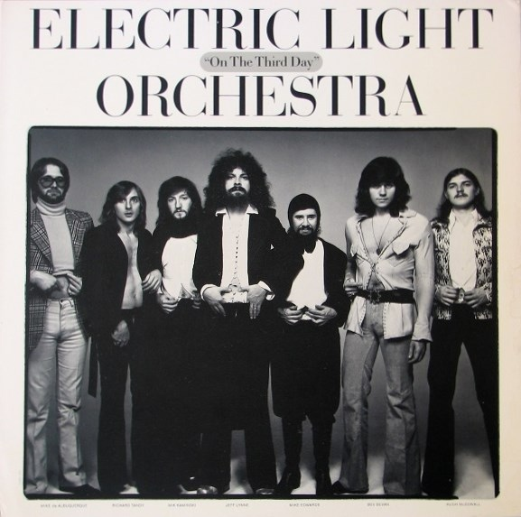 Electric Light Orchestra - On The Third Day at Discogs