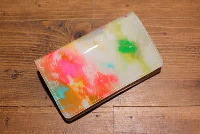 paint card case