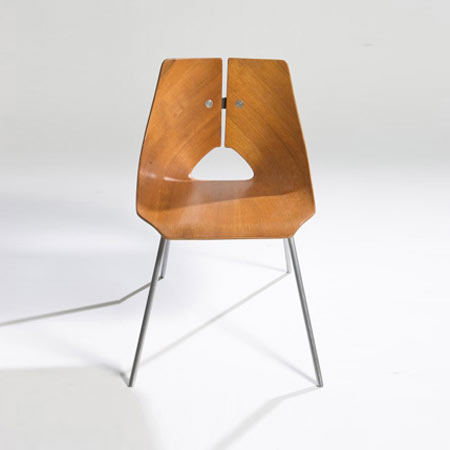Side chair, model no. 939 | Los Angeles Modern Auctions