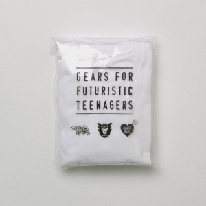 3PACK T-SHIRT(WHITE) - HUMAN MADE ONLINE STORE / COLD COFFEE