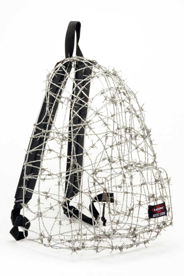 COUTE QUE COUTE: EASTPAK ARTIST STUDIO x DESIGNERS AGAINST AIDS 2012 / SALE STARTS TOMORROW, 19TH MARCH