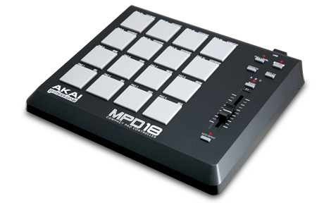 MPD18 Compact Pad Controller