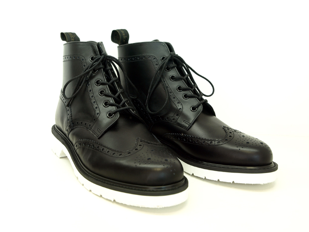 """CASH CA """"LOAKE 6H WING TIP BOOTS"""" ¥47,250 