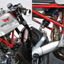 Ducati DS1000 | Cafe Racer ~ Grease n Gasoline