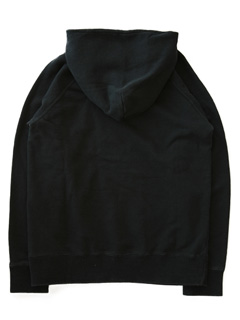 LOVE online store|MEN  Sweat Parka (black)