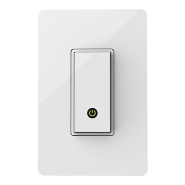 WeMo Light Switch | WeMo Home Automation | Connected Home | Products | Belkin USA Site