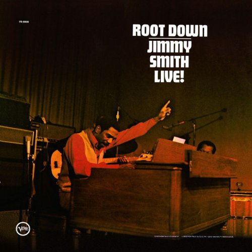 Amazon.co.jp: Root Down: Jimmy Smith: 音楽
