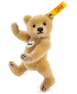 Blond Classic Mini Bear - Steiff Bears - Browse by Brand | TemptationGifts - Online Gift Retailer of the Year 2012/13