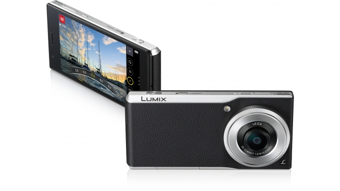 Panasonic introduces its own smartphone/camera hybrid, the DMC-CM1 | Expert Reviews