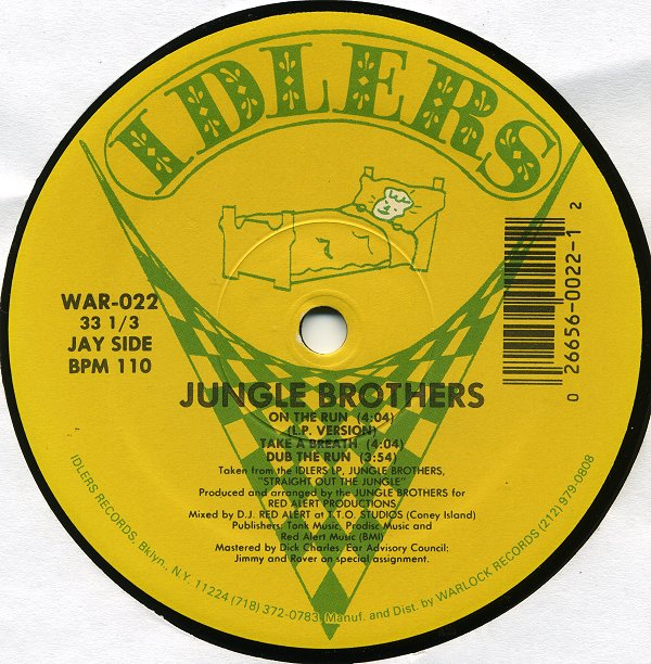 Images for Jungle Brothers - On The Run