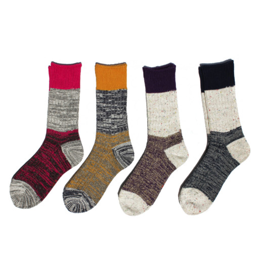 eco yarn line socks of The Tastemakers & Co.