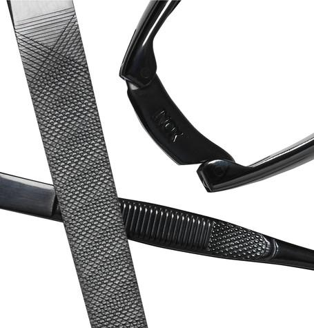 Bamford Grooming Department - Stainless Steel and Carbon Fibre Manicure Set