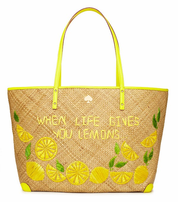 The Terrier and Lobster: Kate Spade Spring 2014: Love in Paris, Racing in Monaco, and Citrus and Sun in Capri