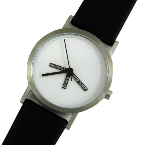 Extra Normal Watch London New York Tokyo