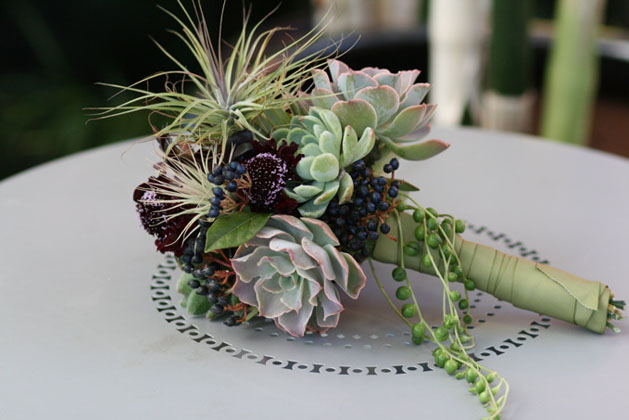 Succulent Bouquet Inspiration | Simply & Forever