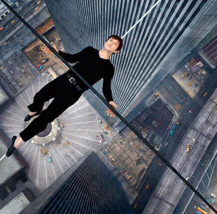 The Walk: Extra Large Movie Poster Image - Internet Movie Poster Awards Gallery