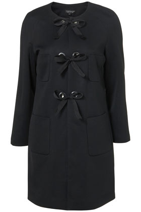 Patch Pocket Swing Coat - Coats - Clothing - Topshop