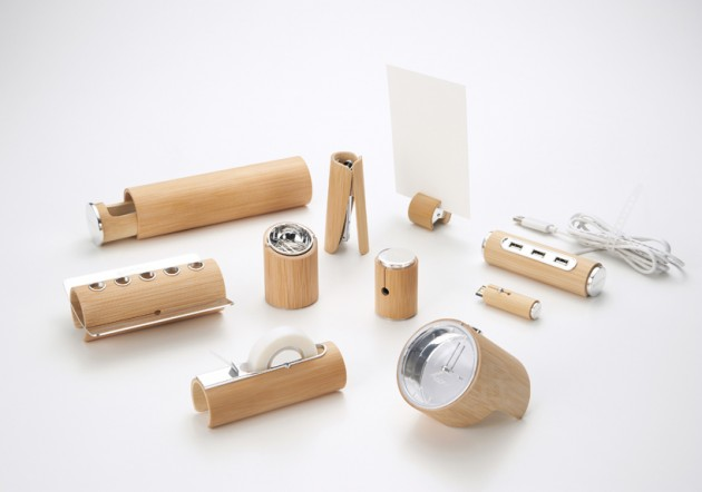 'Empty Bamboo' Stationary Set by Yu Jian • Selectism