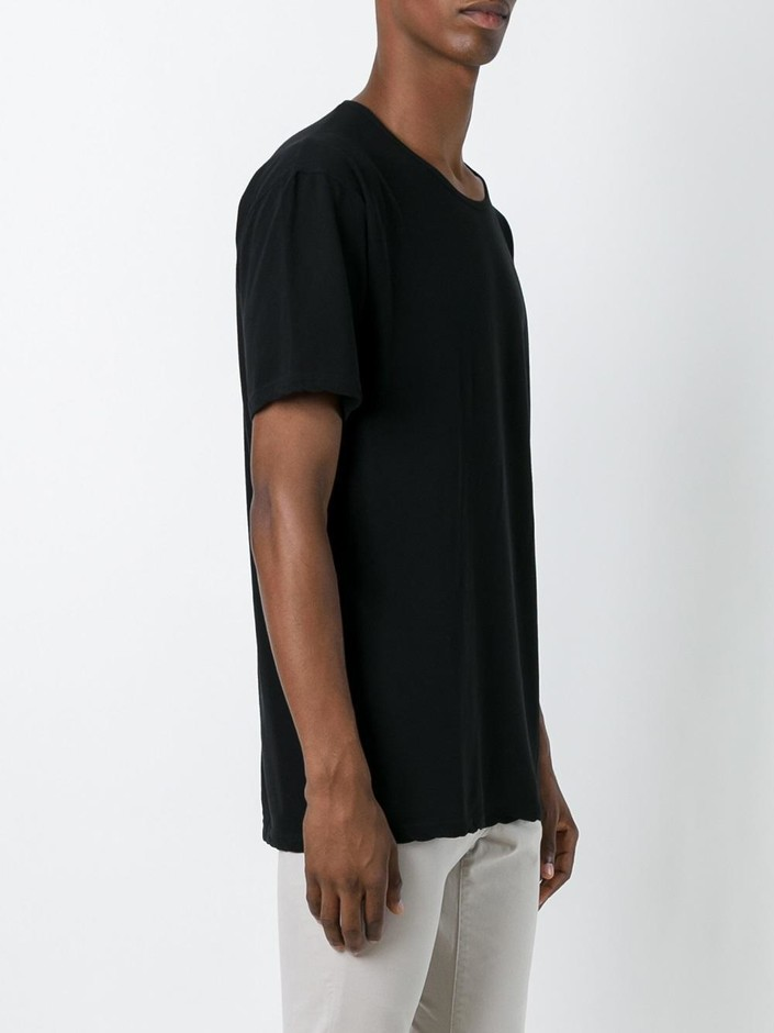 Attachment Scoop Neck T-shirt - Excelsior Milano - Farfetch.com