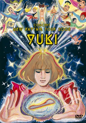 Amazon.co.jp: YUKI concert New Rhythm Tour 2008 [DVD]: YUKI: DVD