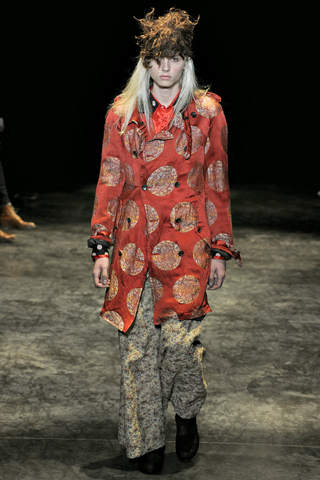 Comme des Garcons Fall 2011 Menswear Collection Slideshow on Style.com