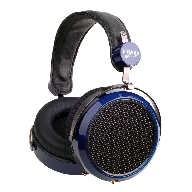HiFiMAN Innovating the art of listening - Products : HiFiMAN HE-400