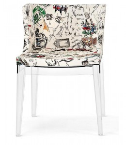 Kartell Mademoiselle by Philippe Starck - Designer furniture by smow.com