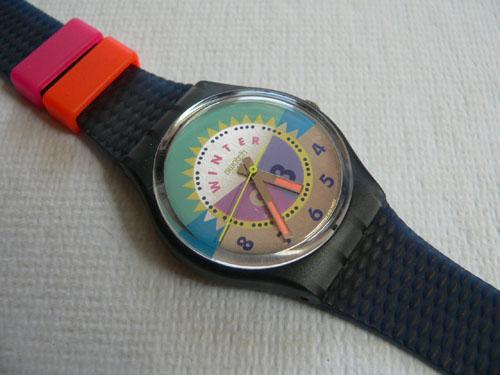 1993 ― Swatch and Beyond