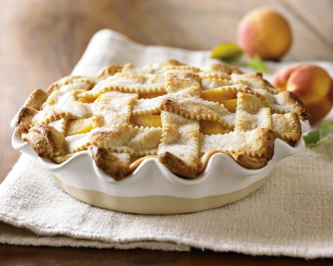 Emile Henry Artisan Ruffled Pie Dish | Williams-Sonoma