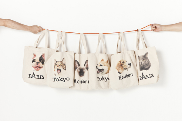 NEWS Animal Bag 発売予告! | .efiLevol